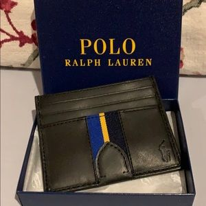BRAND NEW Polo wallet NWOT